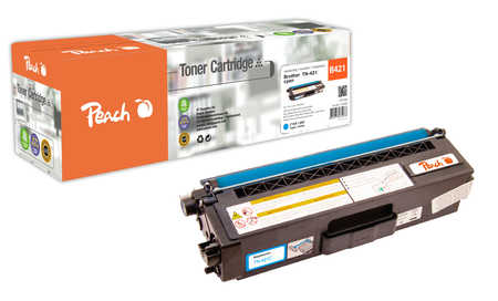peach-tonermodul-cyan-kompatibel-zu-brother-tn-421c, 25.00 EUR @ 3ppp3-de
